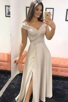 Off Shoulder Evening Dress Mermaid Ball Gowns Long Prom Dress Formal Dresses A-link Party Dress on Luulla Elegant Prom Dresses, Sexy Dresses, Formal Dresses, Wedding Dresses, Off Shoulder Evening Dress, Mermaid Evening Dresses, Sexy Party Dress, Lady, Ball Gowns