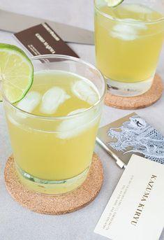 Gyokuro Green Tea Cocktail from Yakuza 0