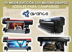 ¡Haz tu mejor elección con los mejores equipos de impresión! #FelizJueves