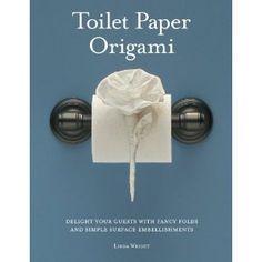 Toilet Paper Origami €12.30