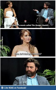 This is why Jennifer Lawrence is awesome haha