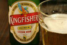 辉洒 (huīsǎ) is the Chinese name for the Kingfisher Beer brand, not 翠鸟 (cuìniǎo), which is the Chinese for the kingfisher bird, don't ask us why Kingfisher Beer, China Facts, Chinese Name, Malted Barley, Lager Beer, Beer Brands, Ben And Jerrys Ice Cream, New Recipes, Good Times