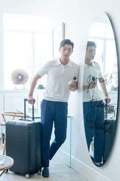 Korean Actors, Normcore, Suits, Ji Soo, Style, Fashion, Swag, Moda, Fashion Styles