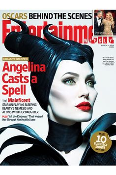See Angelina and Vivienne Jolie-Pitt in Maleficent together