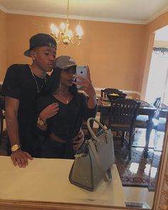 Dearra&Ken💖💍 by on We Heart It Relationship Posts, Perfect Relationship, Cute Relationships, Matching Couple Outfits, Matching Couples, Cute Couples, Family Goals, Couple Goals, Derra And Ken