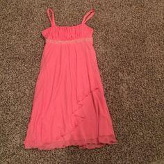 Pink Dress Size XL children's pink dress. Worn only once! Dresses
