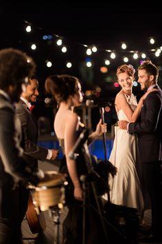 Queensland Brides: City Wedding Style - New York Glam