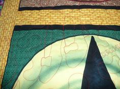 wizard of oz quilt | ... Home | Customer Quilts | Marge's Quilts | Marge's Wizard of Oz Quilt