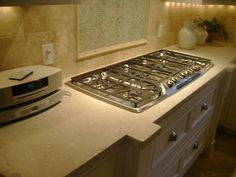 ... Stoves Kitchens Pinterest Wood Countertops, Countertop Options