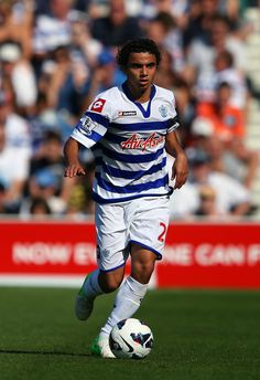 Manchester United defender Fabio da Silva made his comeback from injury as the loan club QPR lost at home to Southampton in the Barclays Premier League.