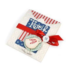 Red, White and Blue! - Sizzix Blog