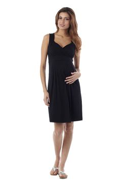 Justine Jersey Maternity And Nursing Dress by Seraphine | Maternity Clothes    Available at www.duematernity.com