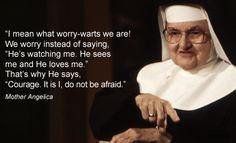 #Fridayfact #MotherAngelica #EWTN #Easter2015