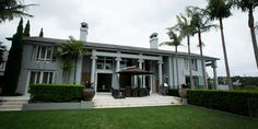 The 3400m2 mansion belonged to former multimillionaire beer baron Sir Douglas Myer. Photo / Dean Purcell