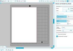 Silhouette Studio Tutorial auf Deutsch - Das Programm (eine Übersicht)