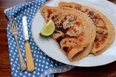 Loved these in Bali: Bali banana pancakes