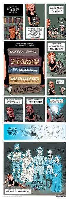 15 of the Best Bookworm Comics for Celebrating Literacy Month | Read Comic Strips at GoComics.com