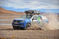 VW Amarok - Move the World 2011 Tour