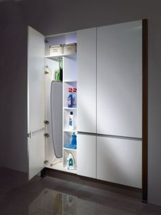what i need for my laundry needs with the washing machine and tumble dryer next cupboard