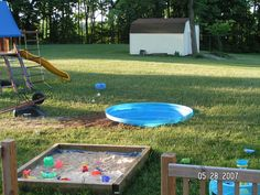 In-Ground Kiddie Pool (Pics) Secret Hideaway, Kiddie Pool, Holidays And Events, Home Projects, Fun, Kids, Backyard Ideas, Outdoors, Kiddy Pool