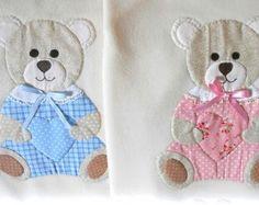 Disegno per lenzuolino da lettino in visto sul mio blog