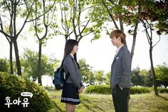 """Find and save images from the """"WHO ARE YOU : SCHOOL collection by ♕ Sɱяι†ι ♕ (itsnotriya) on We Heart It, your everyday app to get lost in what you love. Taiwan Drama, Drama Korea, Korean Drama, Yook Sungjae, Btob, Who Are You School 2015, When Life Gets Hard, Kim Sohyun, Drama School"""