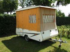 Paradiso vouwcaravan 1979, onze ouwe sleurhut, fantastische vakanties mee gehad!