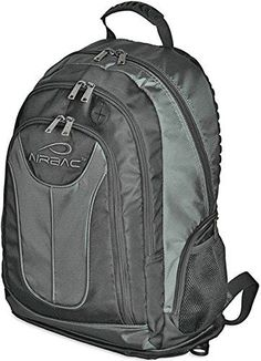 Airbac Technologies Layer Notebook Backpack Grey 17 >>> Click image for more details.