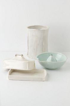 Berkshires #artisan & friend Daniel Bellow Porcelain featured on SAVEUR! (beautiful pieces available at Anthropologie! - lrh)