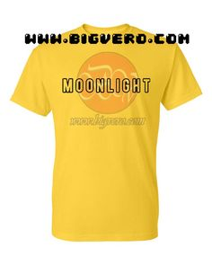 Moonlight Tshirt //Price: $14.50    #clothing #shirt #tshirt #tees #tee #graphictee #dtg #bigvero #OnSell #Trends #outfit #OutfitOutTheDay #OutfitDay