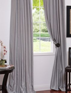 Bedroom curtains.  :)