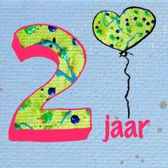 2 jaar kind leuke 2 jaar verjaardag plaatjes | Verjaardagskaarten | Pinterest  2 jaar kind