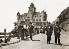 1896 - The Cliff House