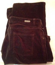 Woolrich Womens Corduroy Pants Size 12