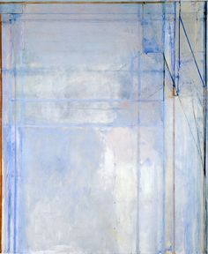 Richard Diebenkorn, Ocean Park No 64.