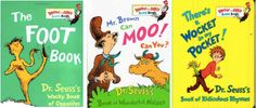 Awesome Deals On Children's Books By Sandra Boynton And Dr. Seuss!