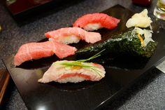 Sushi 寿司 by Roberto Maxwell