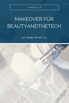 Makeover für beautyandthetech In meinem letzten Beitrag habe ich euch ja schon erzählt, was sich alles bei mir privat verändert hat und passend dazu stelle ich euch heute unser neues Design für den Blog vor – Veränderungen durch und durch thetech und ich haben schon seit einiger Zeit...
