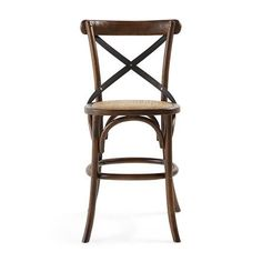 Cadence Counter Stool in Barnwood Brown