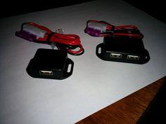 Chargeur USB pour les technos Electronics, Gypsy Wagon, Profile