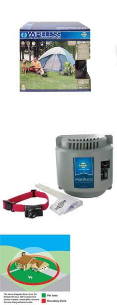 electronic fences petsafe wireless pet containment dog training fence collar system if300 - Petsafe Wireless Fence