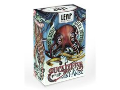 LEAP Organics on Packaging of the World - Creative Package Design Gallery