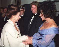 Prinzessin Margaret galt als ähnlich kapriziös wie Dame Elizabeth Taylor. (K)ein Wunder, dass sie sich gut verstanden.