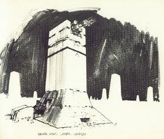 Joe Johnston Concept Art