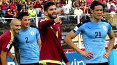 Uruguay acaricia el Mundial de Rusia 2018 con empate ante Venezuela - Medio Tiempo.com