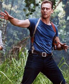 Tom in Kong: Skull Island