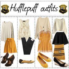 Outfits de hufflepuff un estilo para cada casa