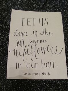 """This """"BS calligraphy"""" is super simple and striking.  Might give it a try."""