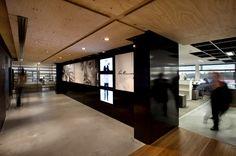Leo Burnett Office Interior Design by HASSELL