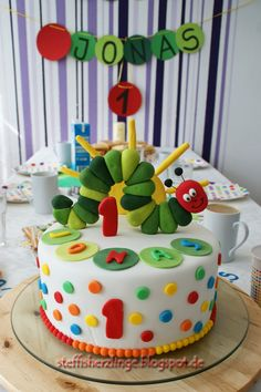 hallo-meine-lieben-heute-gibt-es-wieder-eine-kindertorte-fur-euch-unser-sohn/ delivers online tools that help you to stay in control of your personal information and protect your online privacy. Stork Cake, Hungry Caterpillar Cake, Pretty Birthday Cakes, Birthday Ideas, Birthday Parties, Food Humor, Baby Party, Kids Meals, First Birthdays